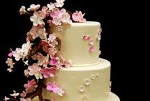 Cherry Blossoms Wedding Cake / Pins about cherry blossoms wedding cake designs, topper, pictures and spring themed