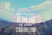 What Comfort Zone? / The only way we can truly live is if we step out of our comfort zone and into something amazing! Blogger | Surfer | Daydream Fanatic | Authentic Living | Dream Chasing | Comfort Zone Escaping | Empowering people to live courageous lives. Midlife and crushing it! OneSaltyKiss.com