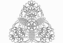 Crochet - Diagramas
