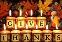 День Благодарения / Thanksgiving