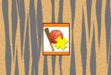 Tiger Adventure: Games Tigers Play / All about fun and sportsmanship for First Grade Cub Scouts