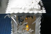 Бумажные фонари / Paper lanterns