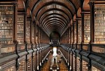 Libraries of Note / Historic book collections and resources that inspire