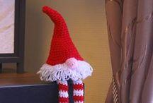 Crochet - Navidad