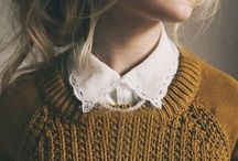 autumn/winter style / just some style inspiration for fall/autumn and winter