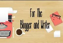 For the Blogger and Writer / Tips and strategies for better writing and better blogging.