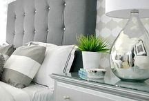 Bedroom Design / Sleepy decor