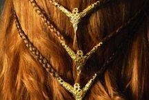 Saorla - Frisuren
