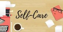 Self-Care & Depression Support / Self-care tips and support those suffering from depression or anxiety.