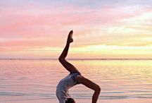 Yoga / Yoga poses, routines, images and inspiration