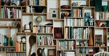 """Ultimate """"Shelfies"""" / A Collection of the most beautiful book shelves on Pinterest."""