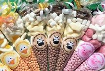 Party Sweet Cones / Sweet Cone party favours for all occasions