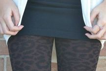 <3 Tights & Leggings <3 / Best thing ever.