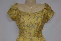 Vintage Clothing Fashion For Sale on ebay