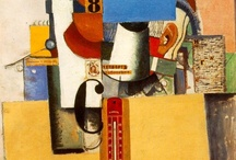 CONSTRUCTIVISMO  / CORRIENTE ABSTRACTA. Surgiò con la revoluciòn rusa. Se basa en el cubismo, y estéticamente se relaciona con la ingeniería y la arquitectura. Se aproxima al diseño y a la producción industrial y rechaza la funciòn ornamental del arte. Uso de los colores naranjo, rojo, azul, amarillo, negro y blanco (generalmente siempre en los mismos tonos), la constante alusión a elementos modernos que simbolizan el progreso, las estructuras geométricas y las formas pesadas.