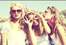 ♥  Nos embalos