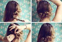 Idées de coiffures sympas