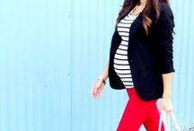 Idées pour être belle enceinte