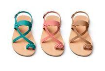 Grecianchick Kids sandals
