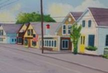 Art lovers / Wellfleet is known as the Art Gallery Town  www.surfsidecottages.com