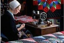 Quilts - Amish