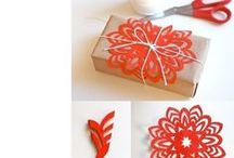 DIY packaging and wraping / DIY packaging and wrapping