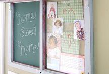 House ideas - crafts - idee casa