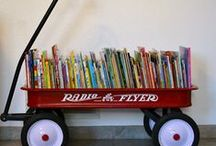 Story Time / Foster a love of reading with these fun activities for kids with a literary theme.