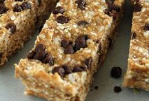 Protein bars / foods