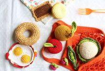 Des idées de crochet et tricot