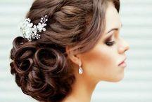 Looks hair Belle Cuore / Peinados para tido tipo de eventos