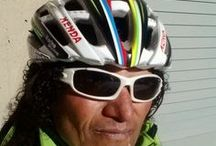 """TINKER JUAREZ """"THE LIVING LEGEND"""" / David Juarez (born March 4, 1961) is an American former professional BMX and cross-country mountain bike racer. His prime competitive years in BMX were from 1978 to 1984 and in mountain bike racing 1986 to the 2005. Since late 2005, he has competed as an ultra-distance road bike racer. In all three disciplines, he has won numerous national and international competitions. Most recently, Juarez finished third in the 2006 Race Across America Enduro bicycle road race."""