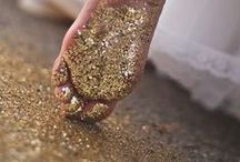 sparkle. / All that glitters...