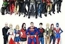 Something To Do With Superheros