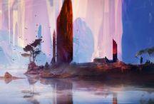 LandScape / by Blake Johnson