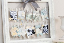 Scrapping + Stamping / by Anne Thiel