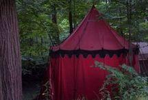 Tents Yurts Etc. / by Nancy St.Onge