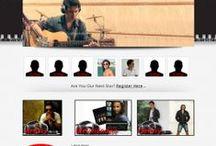 Portfolio / Some of our slick looking website work.