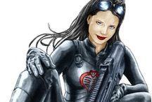 Villians,Superheros,Comics
