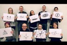 NOS BONNES ACTIONS / Chaque Mardi une bonne action! Découvrez les bonnes nouvelles et les pensées positives de l'agence de communication Travailassocié à Valence dans la Drôme !