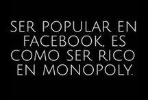 Internet | Facebook | Pinterest / Frases graciosas sobre Internet, Facebook, Pinterest / by Kattia Díaz