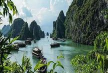 Vietnam / Travel tips and advice for your adventures in Vietnam!