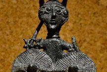 Sardegna nuragica / Reperti e siti archeologici periodo nuragico