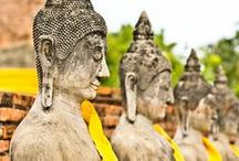 Southeast Asia Adventures / Travel tips and advice for your adventures in Southeast Asia. Where to go, and what to do, see and eat in Thailand, Cambodia, Laos, Vietnam and more!   Are you a travel blogger who wants to join this board? Follow me on Pinterest (http://www.pinterest.com/rgamlam/) and send me a quick message on one of my pins
