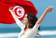 Tunisia the beautiful / A marvellously beautiful country of many cultures.