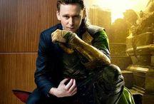 Loki/Tom Hiddleson my BAE. / Loki makes my heart go doki doki.  TOM IS FABULOUS! / by Krazycoconut
