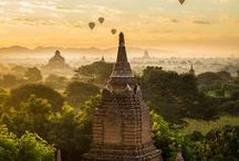 Myanmar / Travel tips and advice for your adventures in Myanmar!