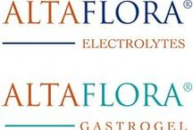 ALTAFLORA - Gastro-Intestinal Commerical / Altaflora is a range of supplements made in France for the well being of the gastro intestinal system. Alta Care Laboratoires was one of the first companies to produce probiotic sachets in combination with electrolytes. Altaflora electrolytes are presented in both sachets and capsule form. Altaflora Gastrogel is another product that forms part of the Altaflora range and it mainly acts on the gastric motility of the stomach. Altaflora gastrogel also has anti-acid properties. www.altaflora.com