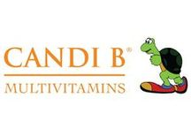 CANDI B - Paediatrics & Children / Candi B multivitamins were produced by Alta Care Laboratoires to stimulate appetite and growth in children. Candi B  Syrup 200ml is full of apple concentrate where no water is added. The product has all the vitamin B's that stimulate appetite and growth. It also has royal jelly that is a concentrate of amino acids important to improve the mental strength of the child. Candi B royal jelly glass ampoules are also available for children that need more nutrients and brain fuel. www.altacare.com
