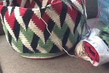 Tapestry crochet / Mochilla bags / So much beauty, so many ideas, so much to choose. I want to make several things . First on Pinterest! It's a start ..